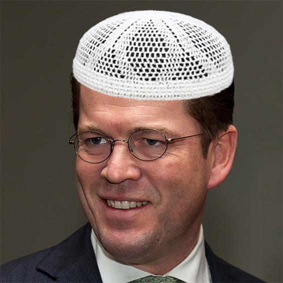 Sheikh Google bin Guttenberg
