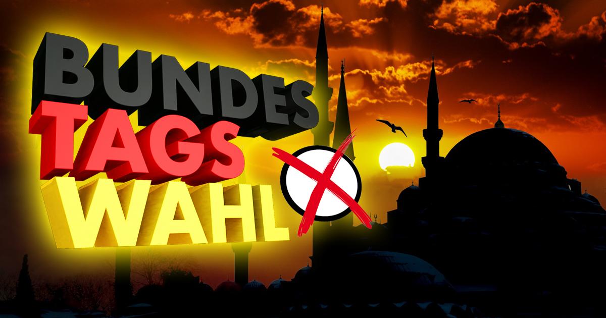 7 Typen muslimischer Wähler bei der Bundestagswahl
