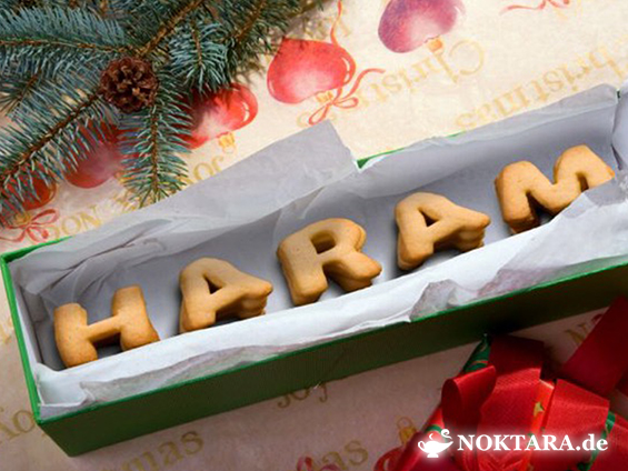 Feiern Moslems Weihnachten