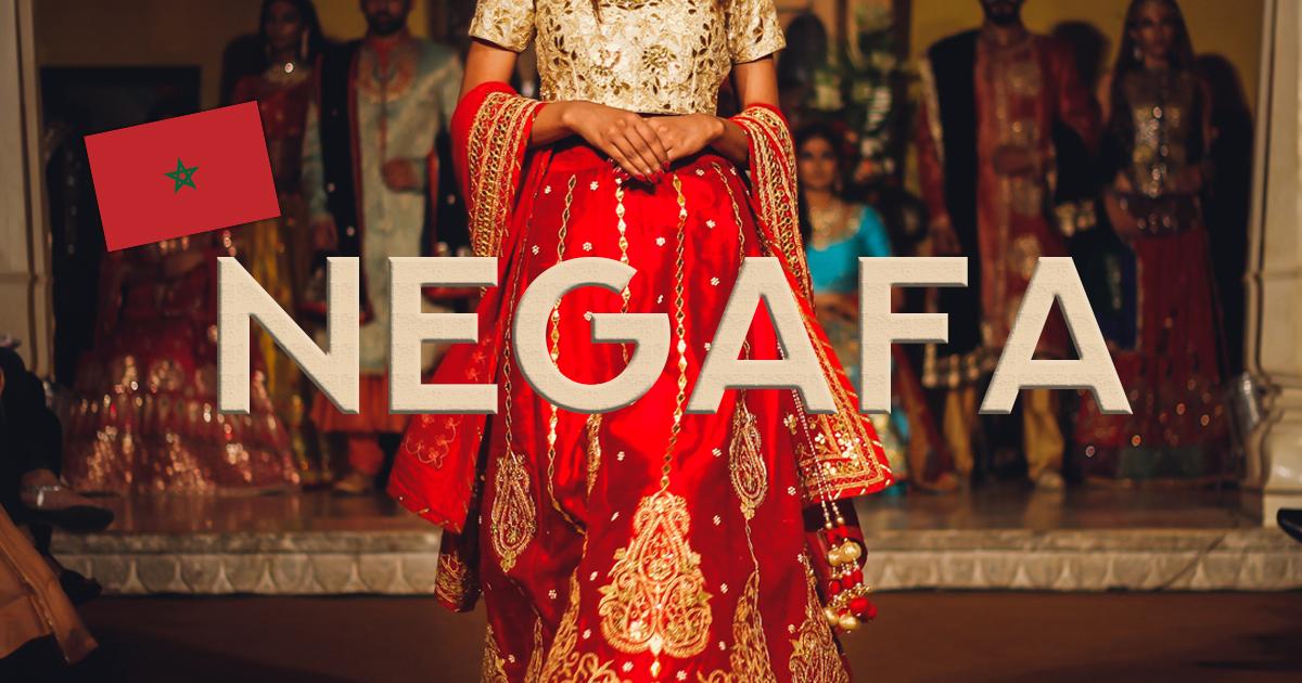 Negafa: In 7 Schritten zur marokkanischen Hochzeitsplanerin