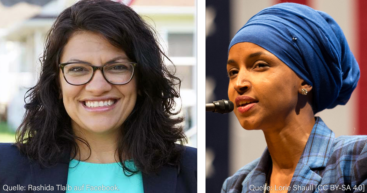 Noktara - 2 Muslimas im Kongress - Das ändert sich nun in Amerika
