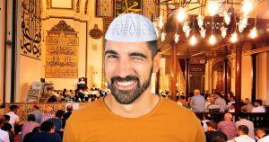 Noktara - 2G-Regel- Moschee führt ganz bestimmt strenge Zugangskontrollen durch