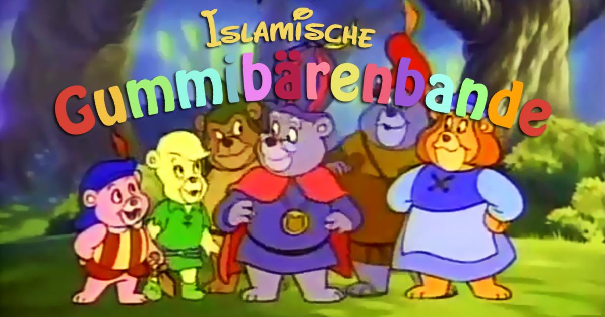 7 Beweise, dass Disneys Gummibärenbande Muslime sind
