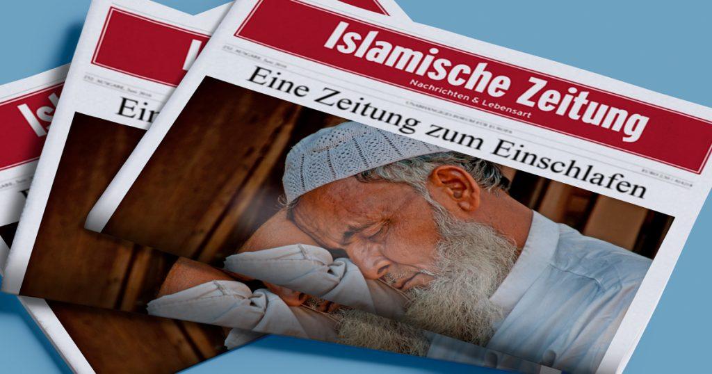 Noktara - 7 Gründe, warum die Islamische Zeitung versagt