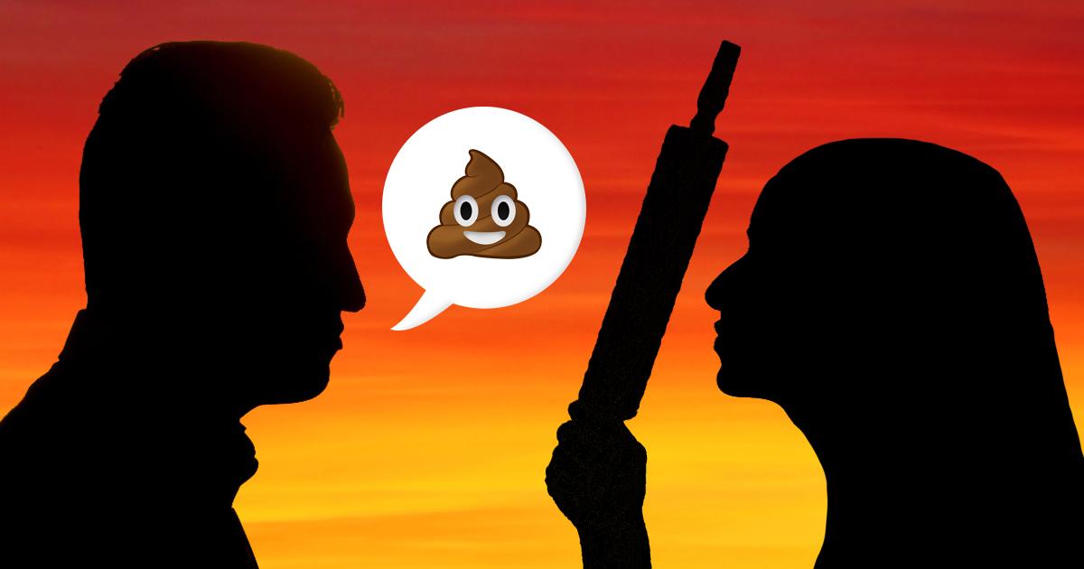 Noktara - 7 dumme Sprüche, die du deiner Ehefrau besser nicht sagen solltest