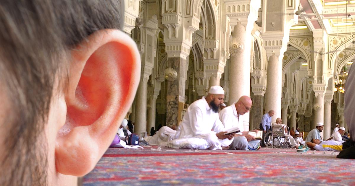 Noktara - ASMR - So beruhigend kann eine Moschee klingen