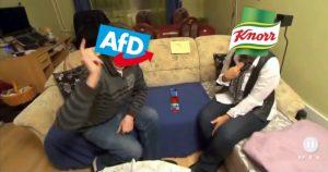 Noktara - AfD HALT! STOP! Die Zigeunersauce bleibt so wie sie ist! - Psycho-Andreas