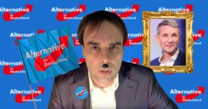 Noktara - AfD bittet darum geistig verwirrten Täter nicht politisch zu instrumentalisieren