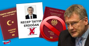 Noktara - AfD fordert Abschiebung aller Erdogan-Wähler