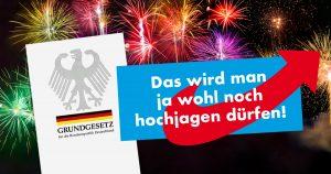 Noktara - AfD will Recht auf Feuerwerk ins Grundgesetz aufnehmen