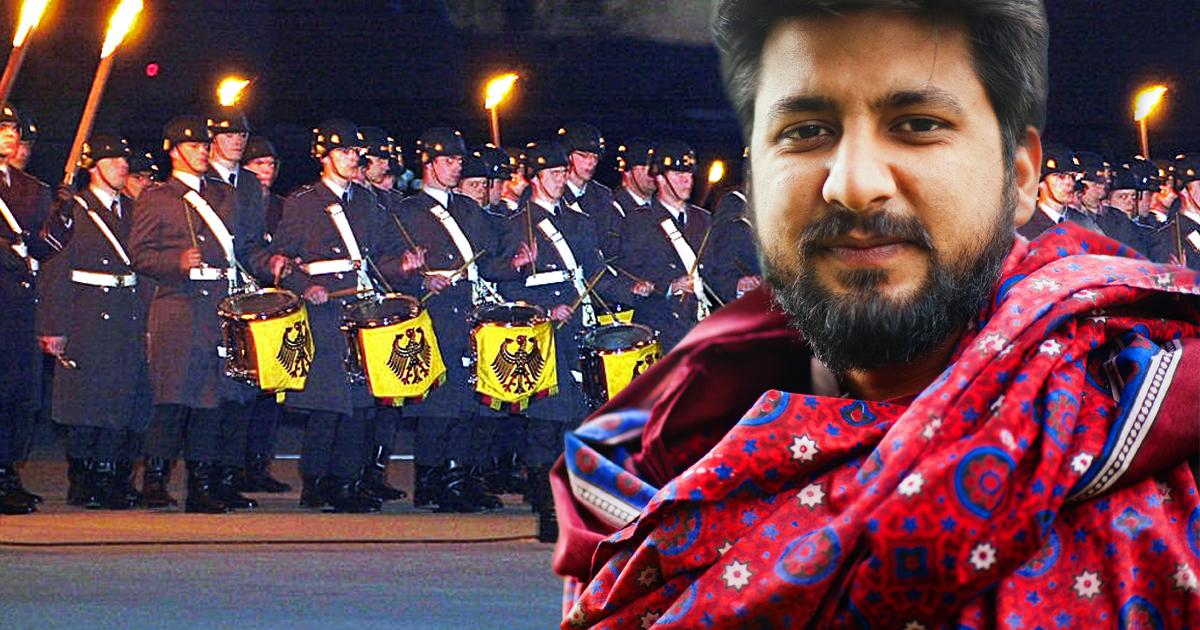 Noktara - Afghanische Ortskräfte hätten auch gern am Zapfenstreich teilgenommen