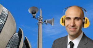 Noktara - Ahmad Mansour- Ich bin Muslim, aber gegen den Gebetsruf