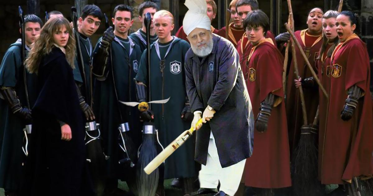 Ahmadiyya veranstalten alljährliches Quidditch-Turnier