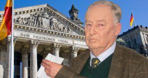 Noktara - Alexander Gauland weint um die Demokratie in Deutschland