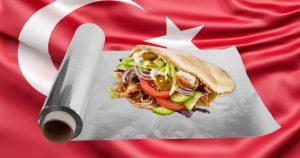 Noktara - Alifolie- Die türkische Alternative zu Alufolie hält Döner länger warm