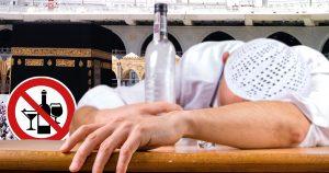 Alkoholverbot: Saudi-Arabien führt Null-Promille-Grenze für Pilgerfahrt ein