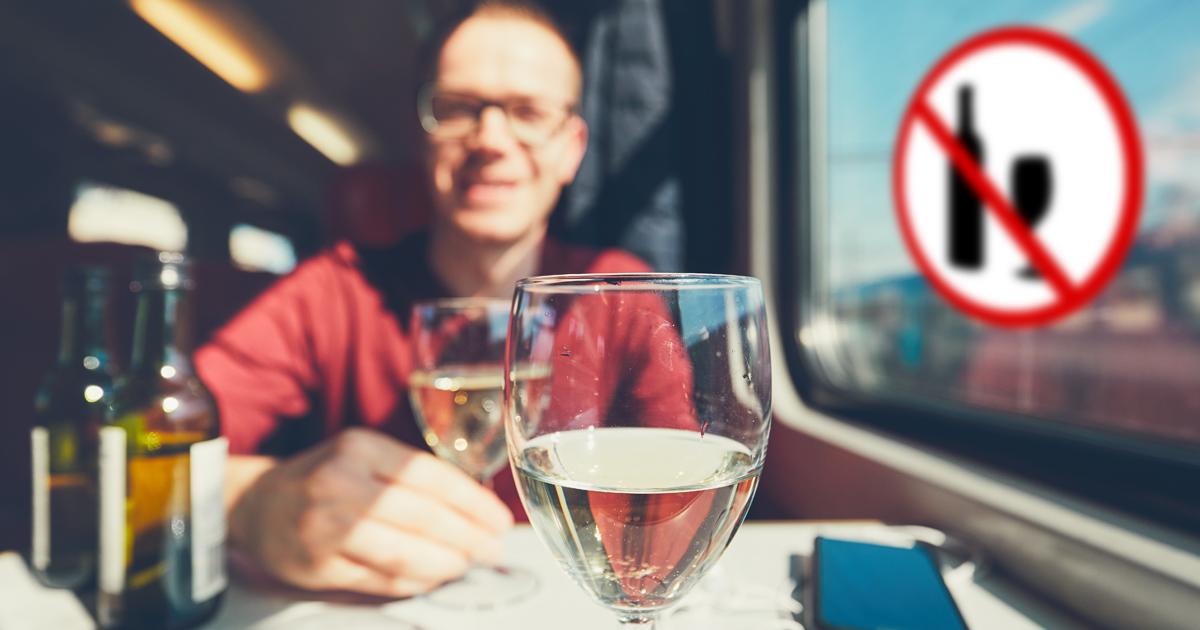Noktara - Alkoholverbot in Zügen- Deutsche Bahn beugt sich der Scharia