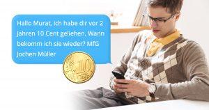 Noktara - Alman fordert nach 2 Jahren 10 Cent zurück und droht mit Inkasso