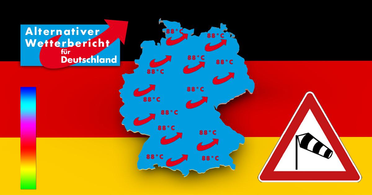 Noktara - Alternativer Wetterbericht für Deutschland- Schluss mit dem Lügenwetter