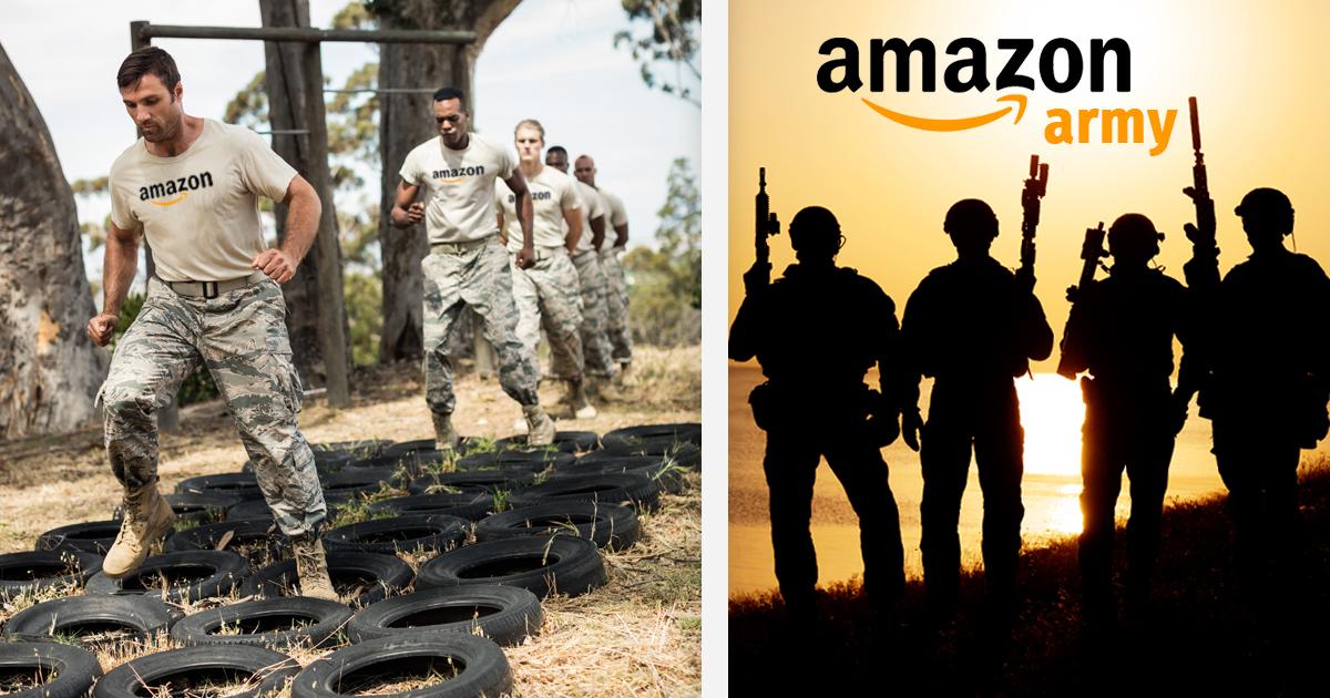 Noktara - Amazon Army - Privatarmee für Jedermann mit Same-Day-Eroberung