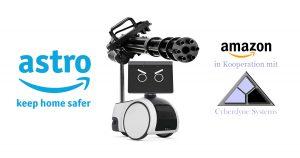 Noktara - Amazon Astro- Kampfroboter sichert die eigenen vier Wände - Update