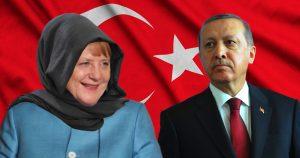 Noktara - Angela Merkel kandidiert als türkische Präsidentin