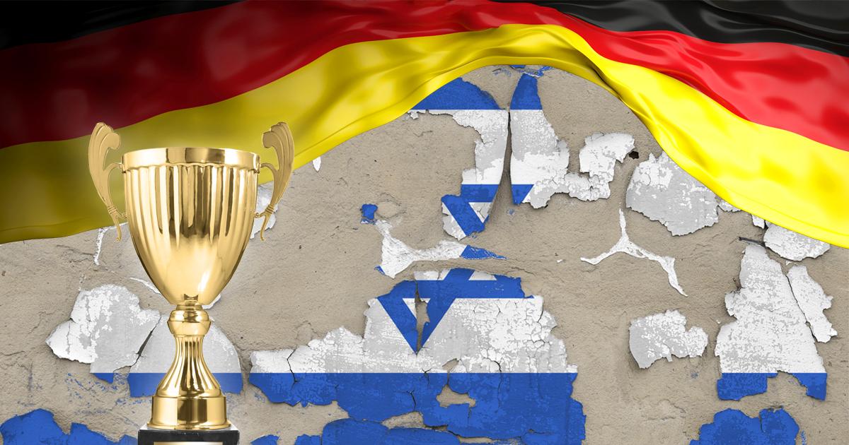 Noktara - Antisemitismus- Deutschland bleibt Exportweltmeister