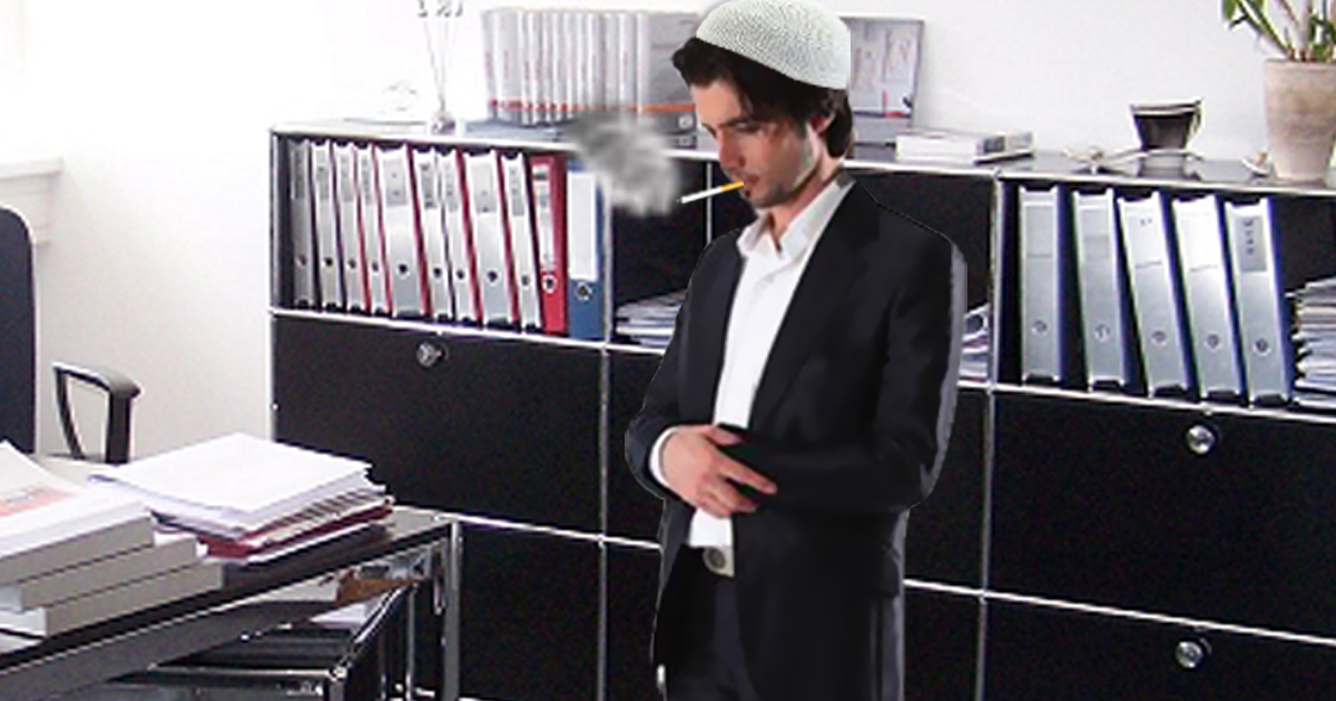 Arbeitsrecht: Chef erlaubt Mitarbeiter Gebet in der Raucherpause
