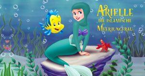 Noktara - Arielle, die islamische Meerjungfrau - Rassisten entsetzt über Burkini