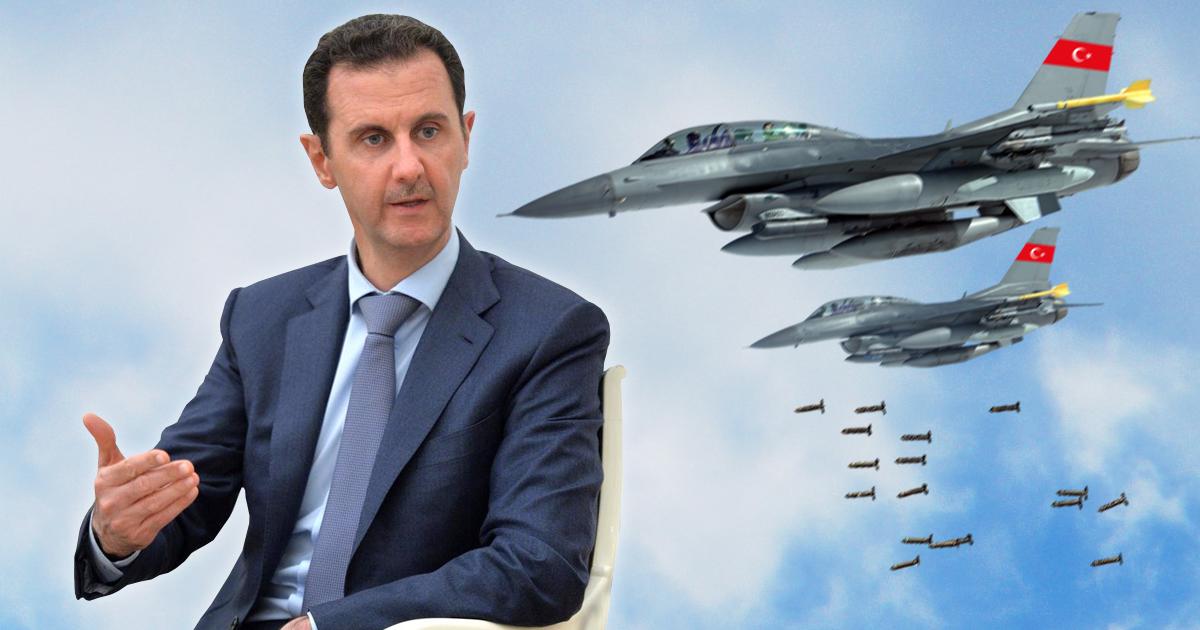 """Assad sauer über Bombardierung Syriens: """"Das mache ich lieber selbst!"""""""