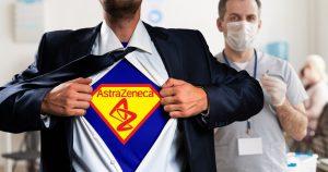 Noktara - Astrazeneca-Impfstoff soll jetzt auch noch Superkräfte verleihen