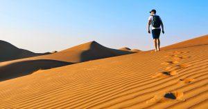 Noktara - Ausländer geht zurück, wo er herkommt, weil es dort viel kühler ist