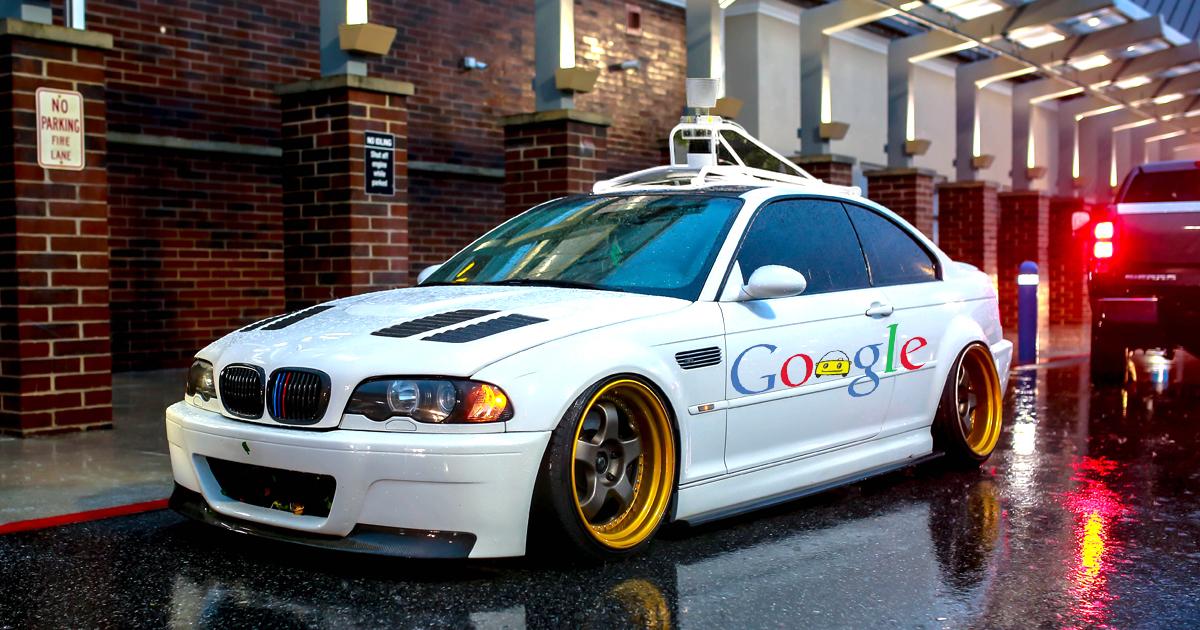 Google bringt selbstfahrenden 3er BMW