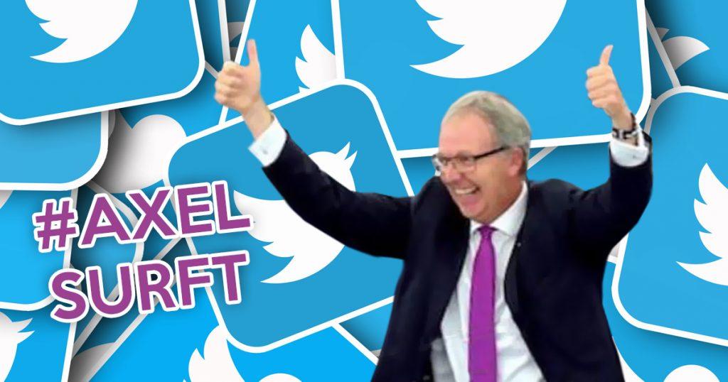 Noktara - Axel Voss - Die witzigsten Beiträge zu Axelsurft
