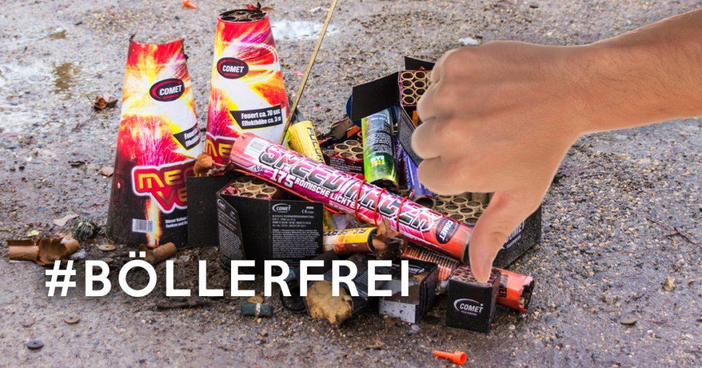 Noktara - Böllerfrei - 7 geniale Alternativen zu Böllern an Silvester