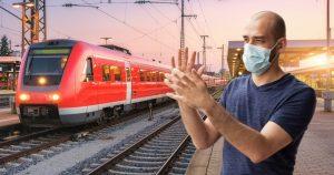 Noktara - Bahnstreik- Lokführer fordern genauso viel Applaus wie Pflegekräfte