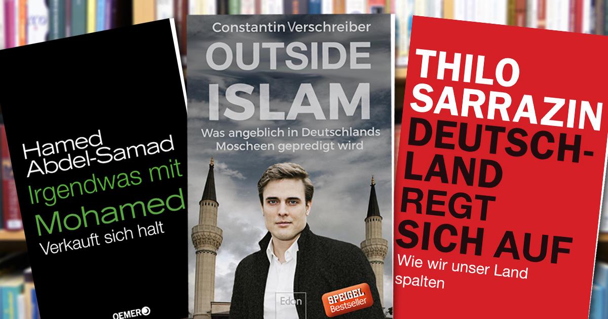 Bestseller: Geld verdienen mit Islam-Bashing