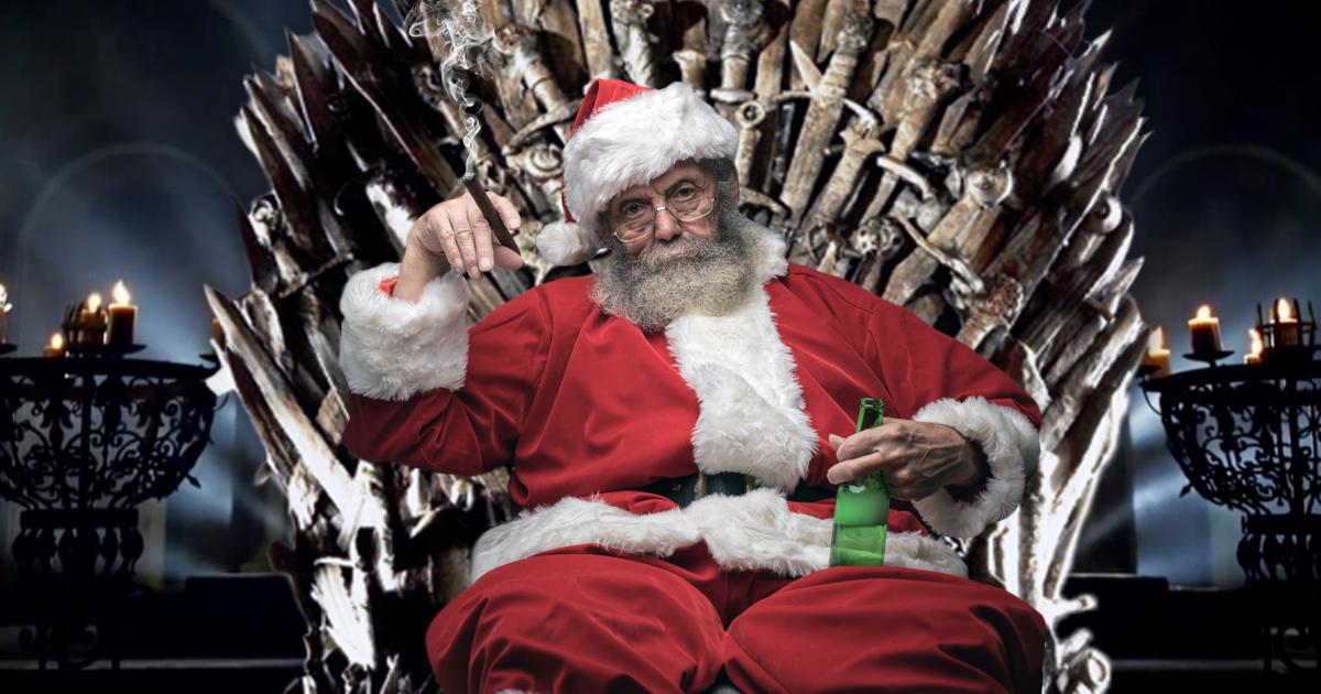 9 Beweise, dass der Weihnachtsmann ein tyrannischer Diktator ist