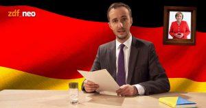 Noktara - Bewusst verletzend - Böhmermann macht Schmähgedicht über Angela Merkel