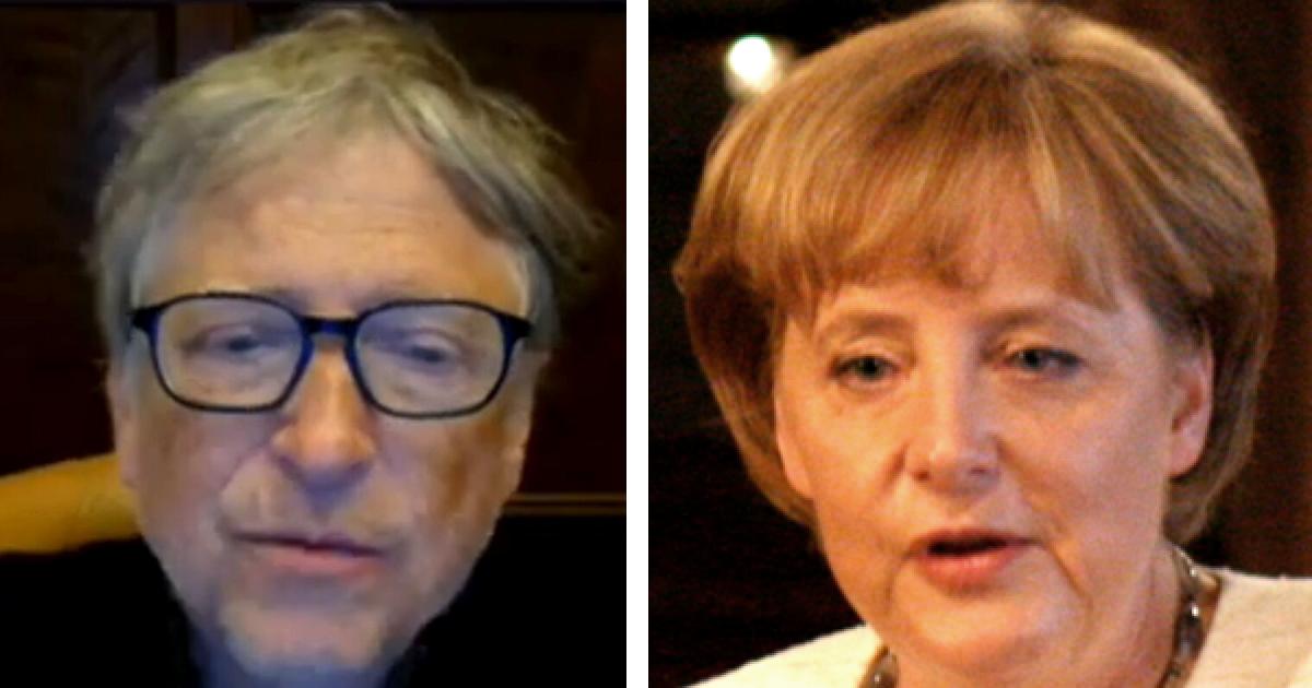 Noktara - Bill Gates wütend, weil Verchippen in Deutschland so langsam läuft