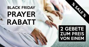 Noktara - Black Friday Prayer - Moschee lockt Besucher mit Rabatten