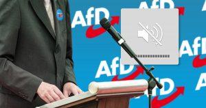 Noktara - Braunschweig - Sämtliche Mikrofone auf AfD-Parteitag ausgefallen
