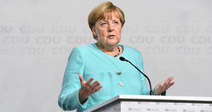 Noktara - Bundeskanzlerin Angela Merkel kündigt Rücktritt an - Was Seehofer kann, kann ich auch