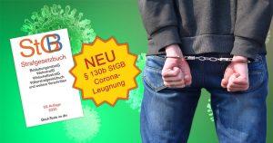Noktara - Bundesregierung erlässt Strafgesetz gegen Corona-Leugner