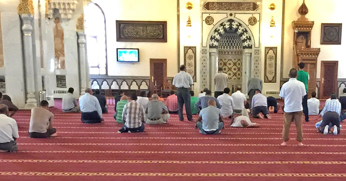 Noktara - Bundesregierung lockert Corona-Schutzmaßnahmen wegen Ramadan