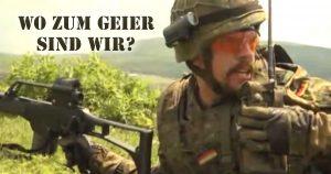 Noktara - Bundeswehr verlegt Truppen und findet sie nicht mehr wieder