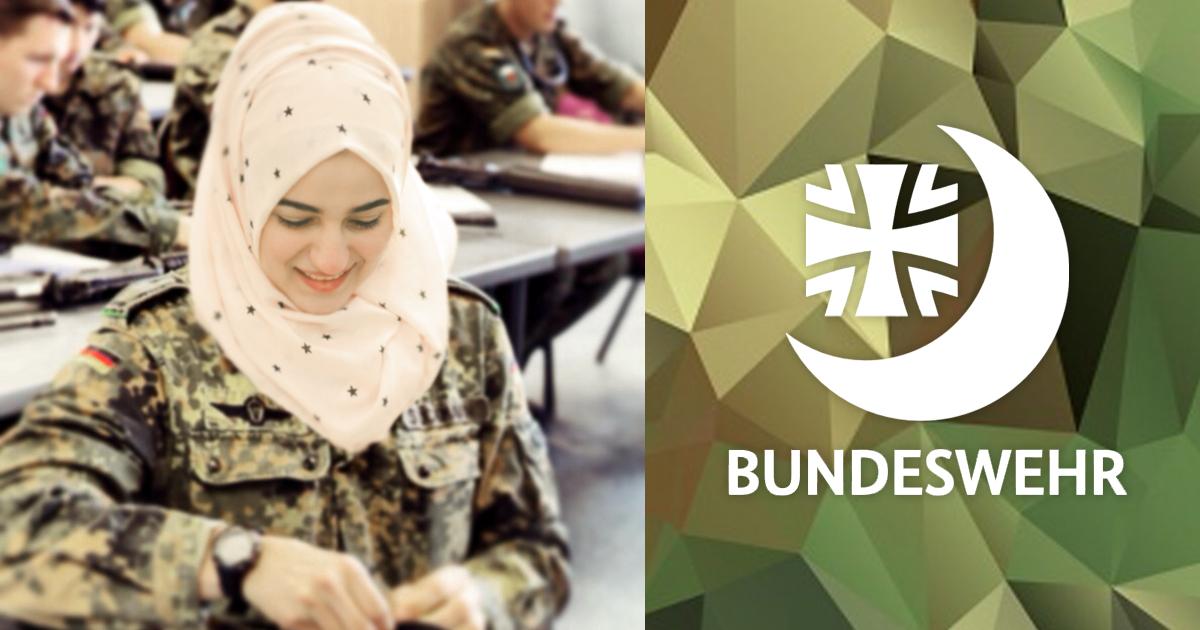 Noktara - Bundeswehr wirbt um muslimische Rekrutinnen mit Kopftuch
