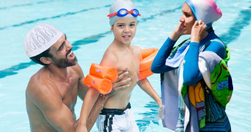 Noktara - Burkini-Urteil - Nur noch islamische Badebekleidung im Schwimmbad erlaubt