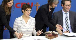 Noktara - CDU korrigiert altes Testament- Nur 7 statt 10 Plagen im alten Ägypten