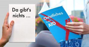 Noktara - Christliches in der AfD - Dieses leere Buch bringt alles auf den Punkt